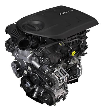 2015 jeep cherokee trailhawk engine 3.2 l v6