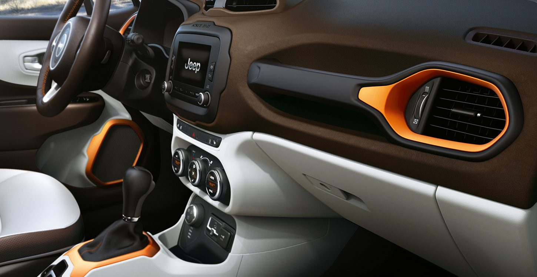 interior jeep renegade. Black Bedroom Furniture Sets. Home Design Ideas