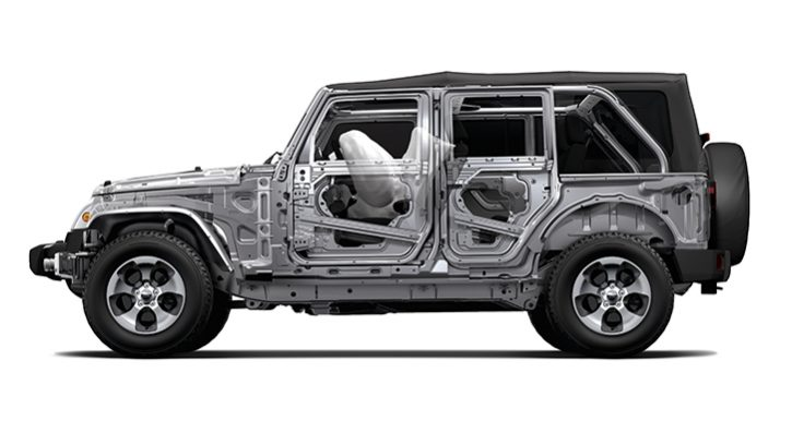 Jeep Wrangler Unlimited: Off-Road SUV in South Africa