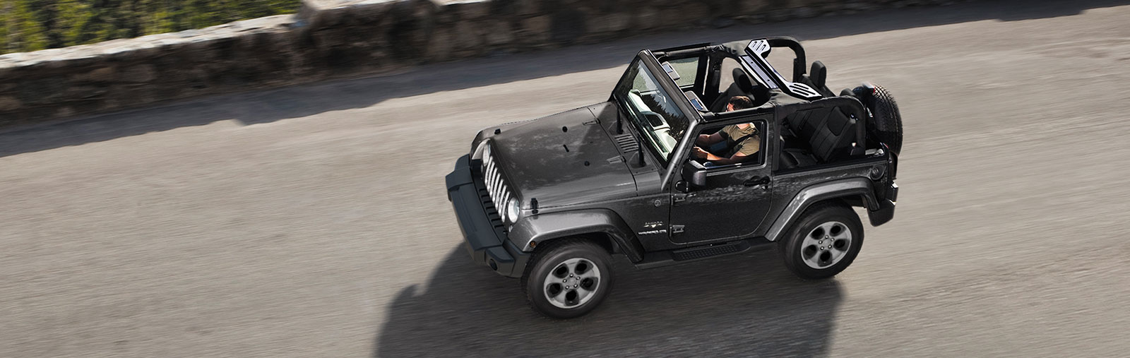 Jeep Wrangler Off Road 4x4 in South Africa