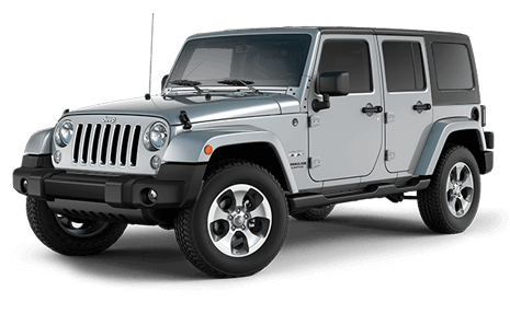 Jeep Wrangler Unlimited Off Road Suv In South Africa
