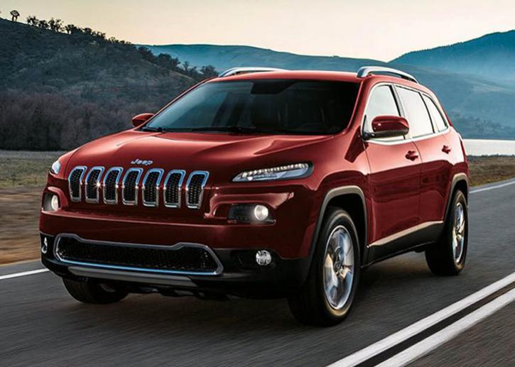 Jeep® Price Lists
