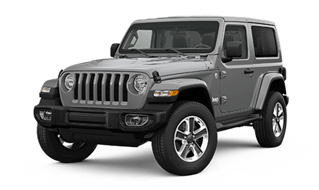 All New Jeep Wrangler